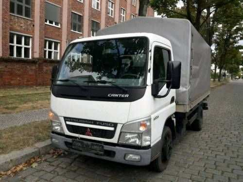 53 A Mitsubishi Canter 2020 Review