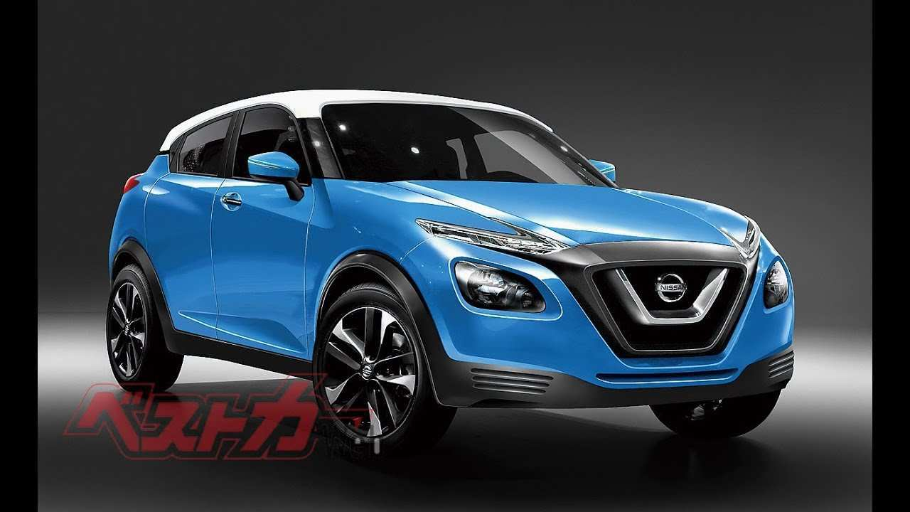 53 A Nissan Juke Concept 2020 Reviews