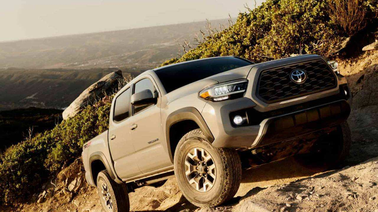 53 A Toyota Tacoma 2020 Colors Pictures