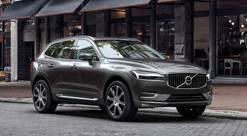 53 A Volvo Facelift Xc60 2020 New Review