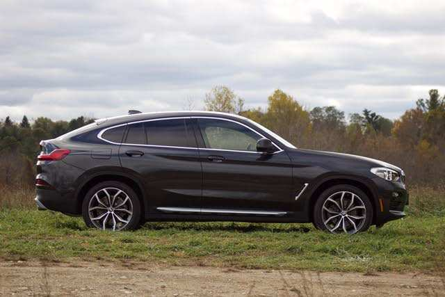 53 All New 2019 BMW X4 New Concept