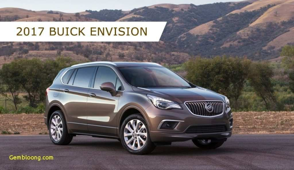 53 All New 2019 Buick Anthem Release