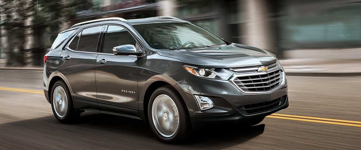 53 All New 2019 Chevrolet Equinox Ratings