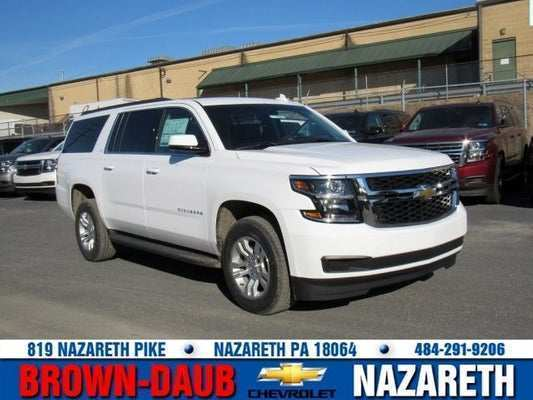 53 All New 2019 Chevrolet Suburban Images