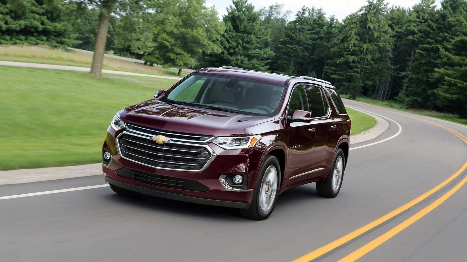 53 All New 2019 Chevrolet Traverses Pricing