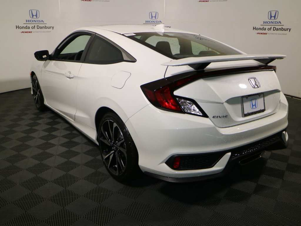 53 All New 2019 Honda Civic Si Overview