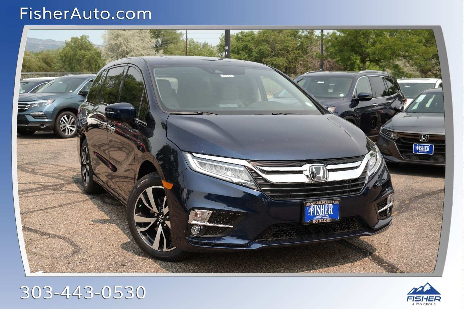 53 All New 2019 Honda Odyssey Concept And Review