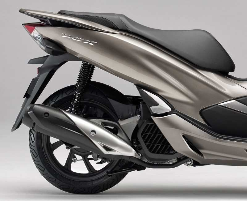 53 All New 2019 Honda Pcx150 Spy Shoot