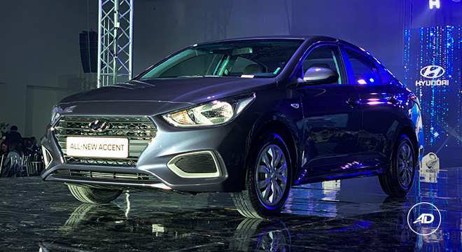 53 All New 2019 Hyundai Accent Research New