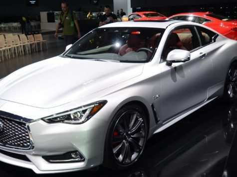 53 All New 2019 Infiniti Q60 Coupe Convertible Speed Test
