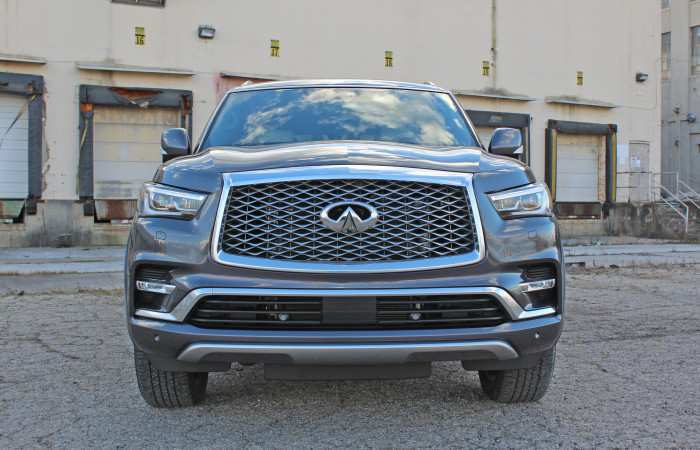 53 All New 2019 Infiniti Qx80 Monograph New Review