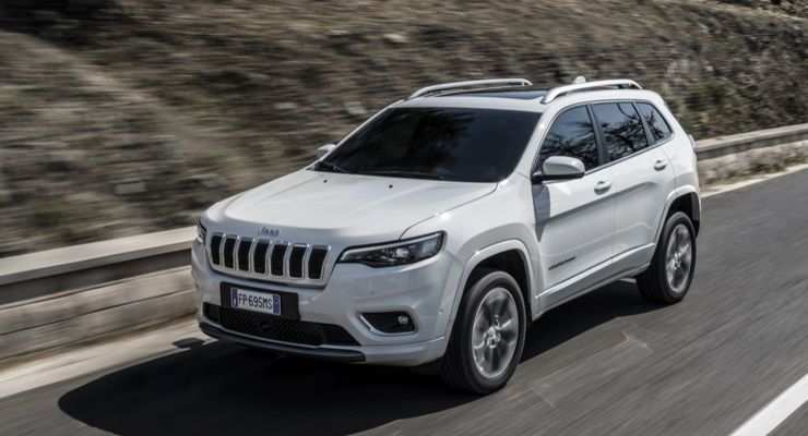 53 All New 2019 Jeep Cherokee Configurations