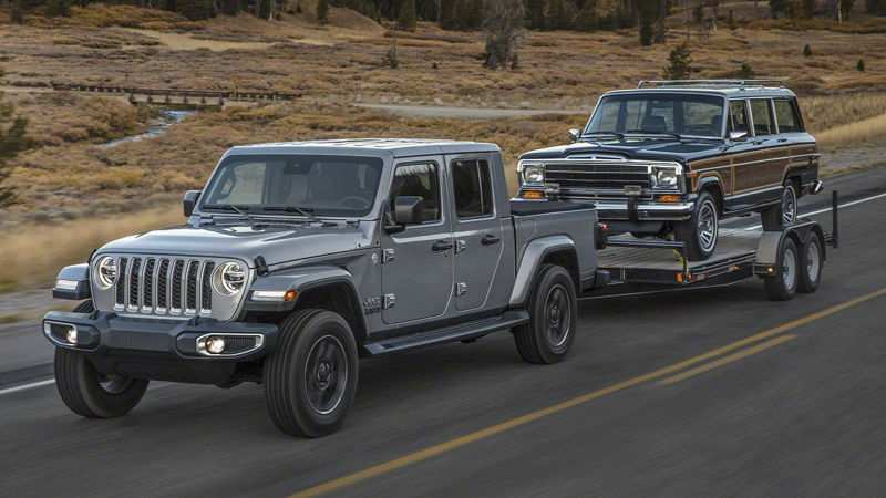 53 All New 2019 Jeep Comanche Redesign And Concept