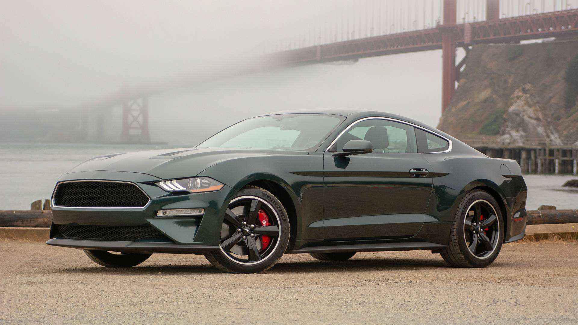 53 All New 2019 Mustang Mach Ratings