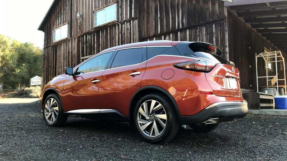 53 All New 2019 Nissan Murano Redesign And Review