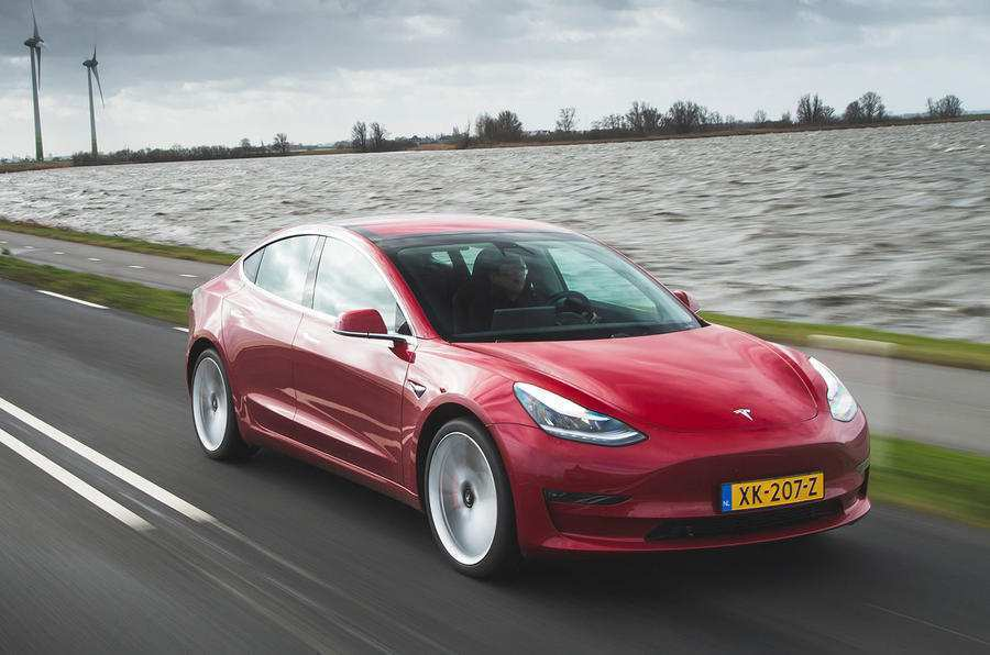 53 All New 2019 Tesla 3 Exterior