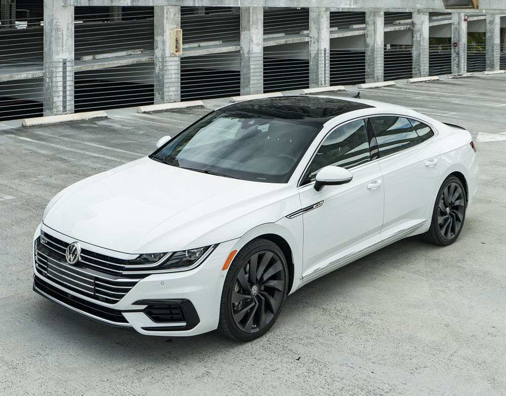 53 All New 2019 Volkswagen Arteon Release Date Wallpaper