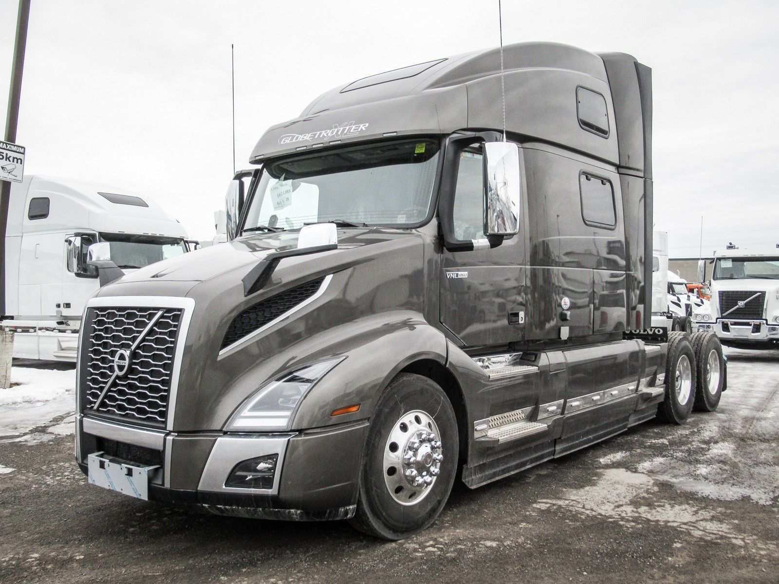 53 All New 2019 Volvo Vnl 860 Globetrotter Price Release Date and Concept