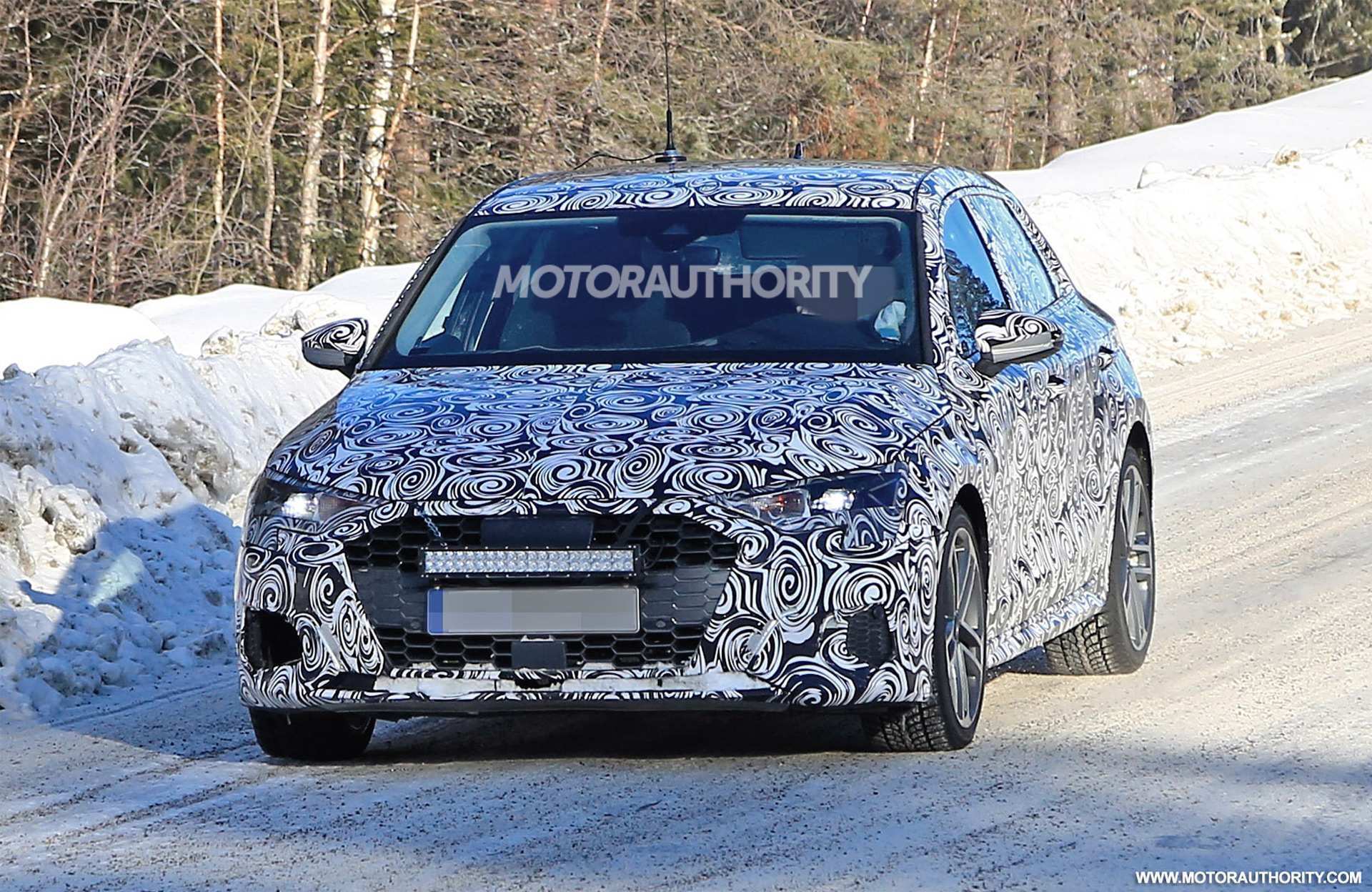 53 All New 2020 Audi A3 Sportback Usa Price And Release Date
