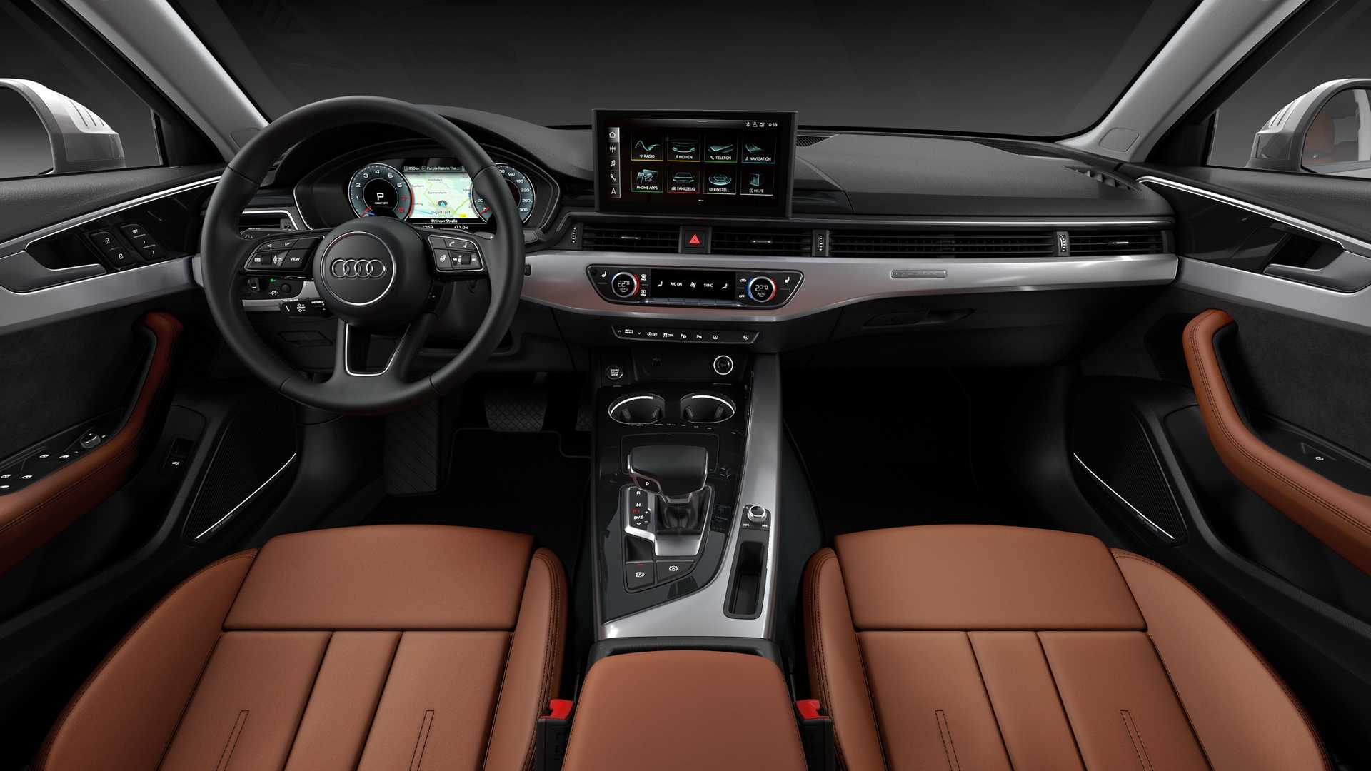 53 All New 2020 Audi A4 Picture