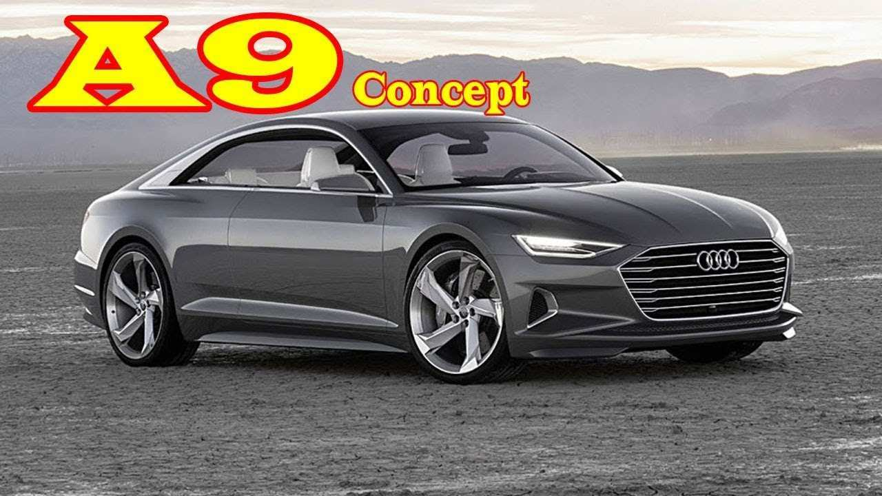 53 All New 2020 Audi A9 Concept Prices
