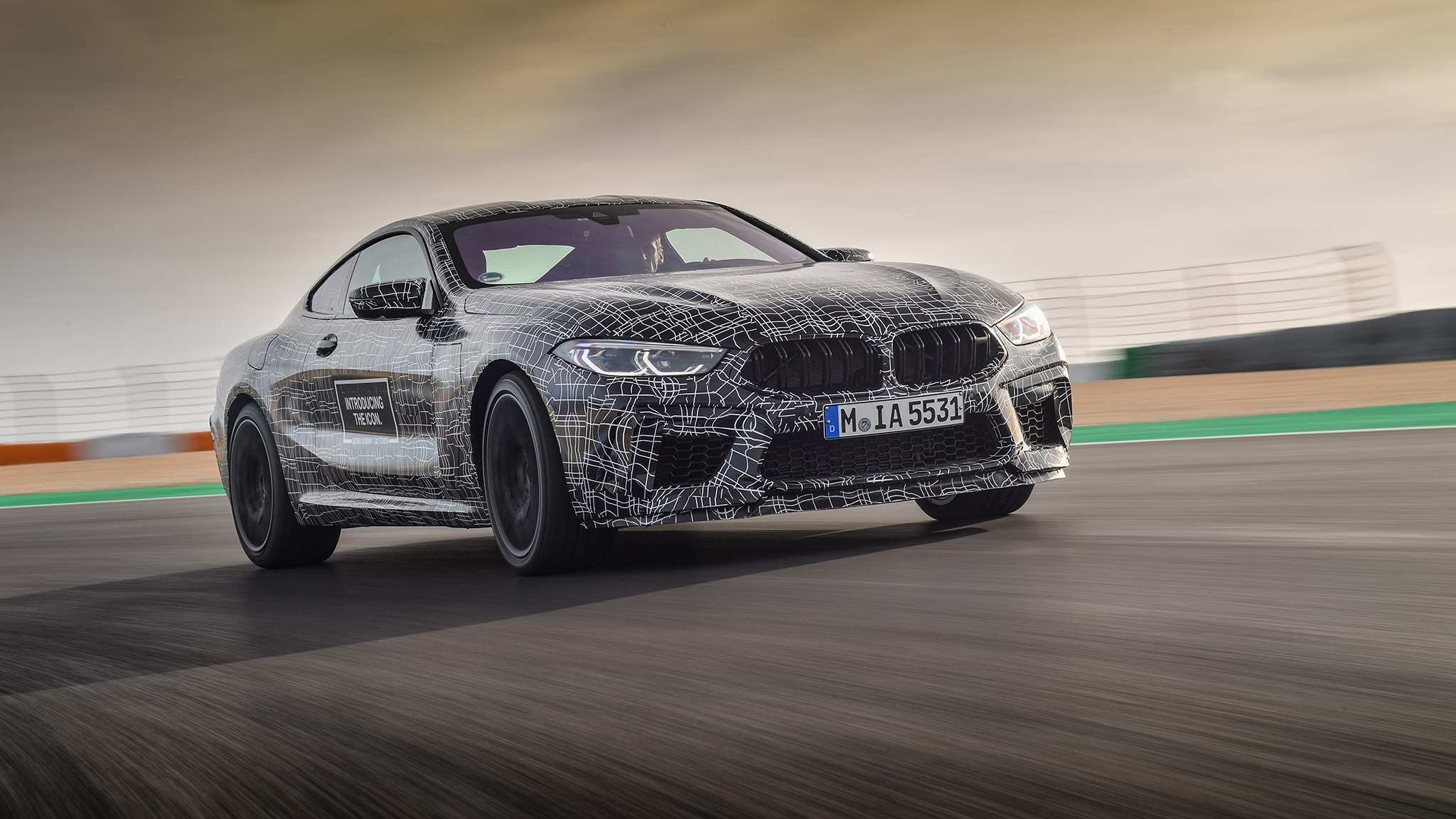 53 All New 2020 BMW M8 Ratings