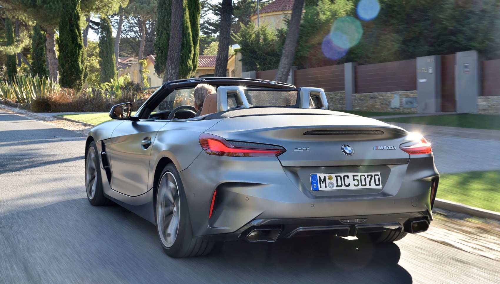 53 All New 2020 BMW Z4 Roadster Wallpaper