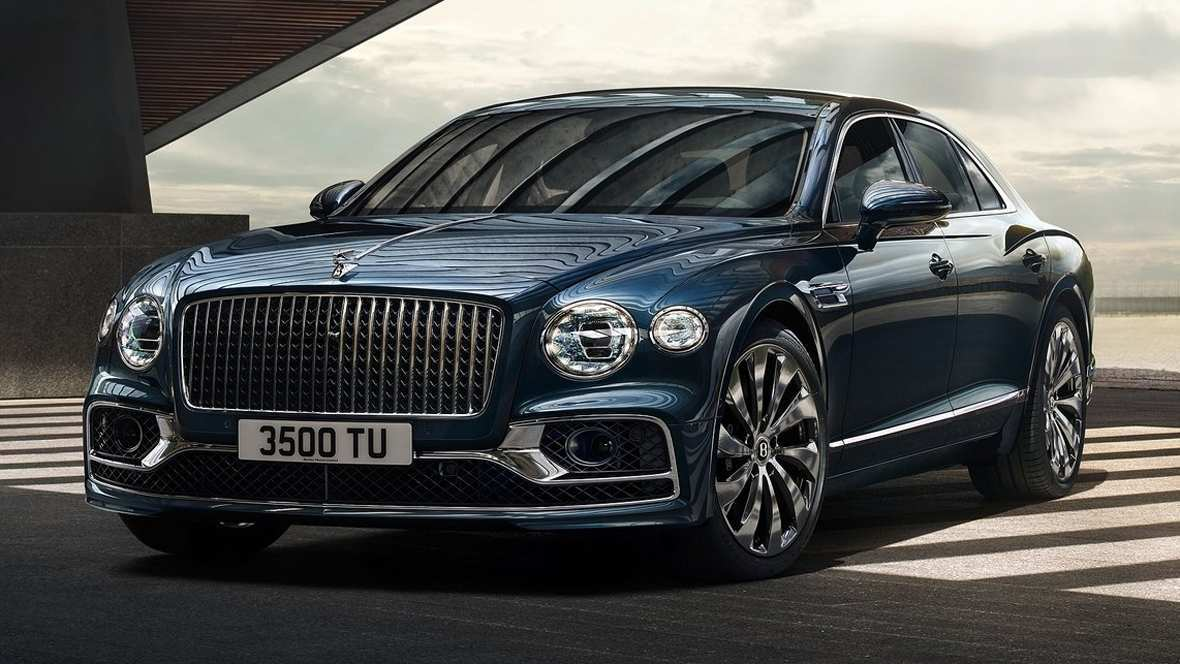 53 All New 2020 Bentley Flying Spur New Model And Performance