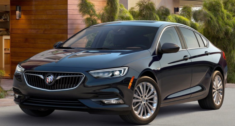 53 All New 2020 Buick Grand National Exterior