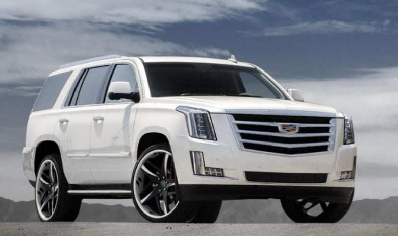 53 All New 2020 Cadillac Escalade White Prices