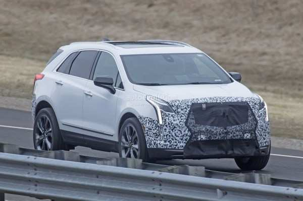 53 All New 2020 Cadillac SRXSpy Photos Release Date And Concept