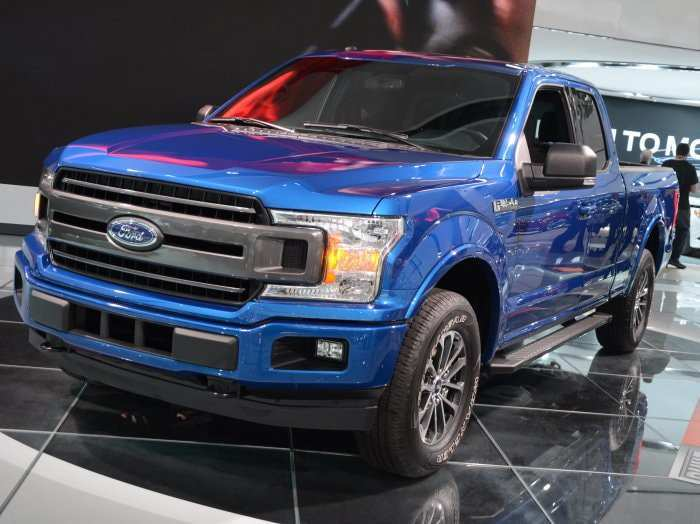 53 All New 2020 Ford F100 Redesign And Review