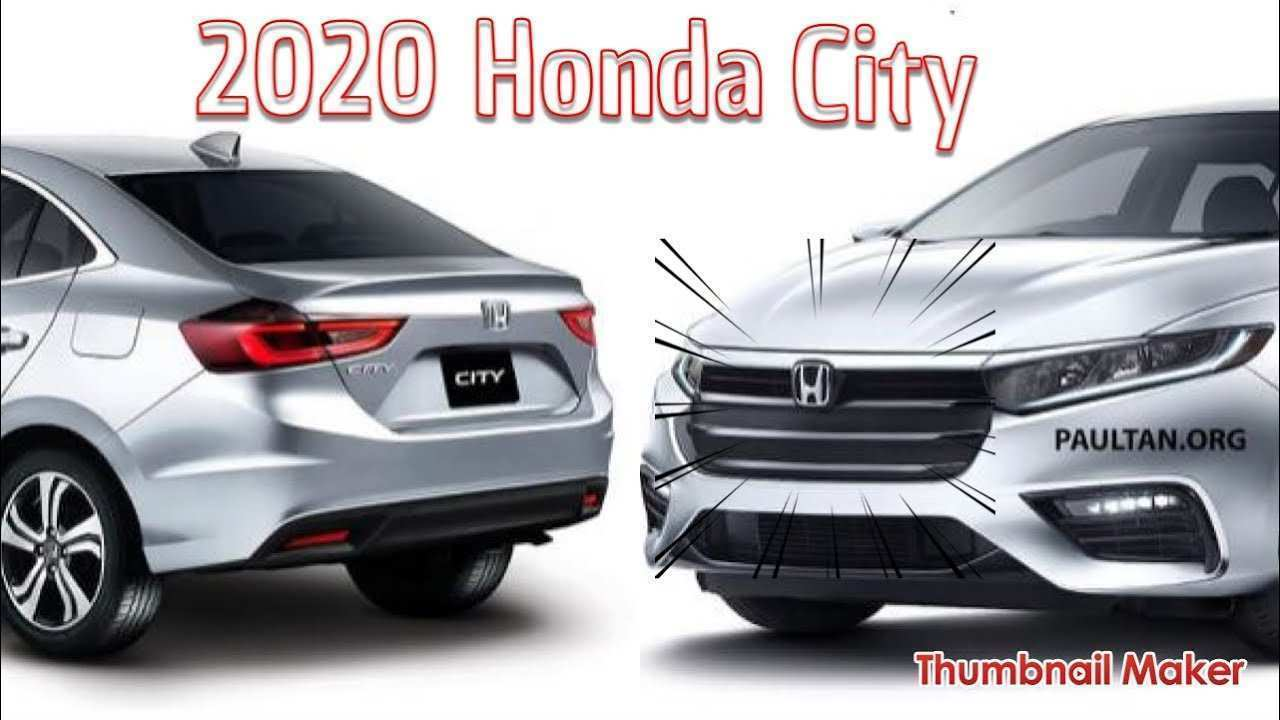 53 All New 2020 Honda City Review