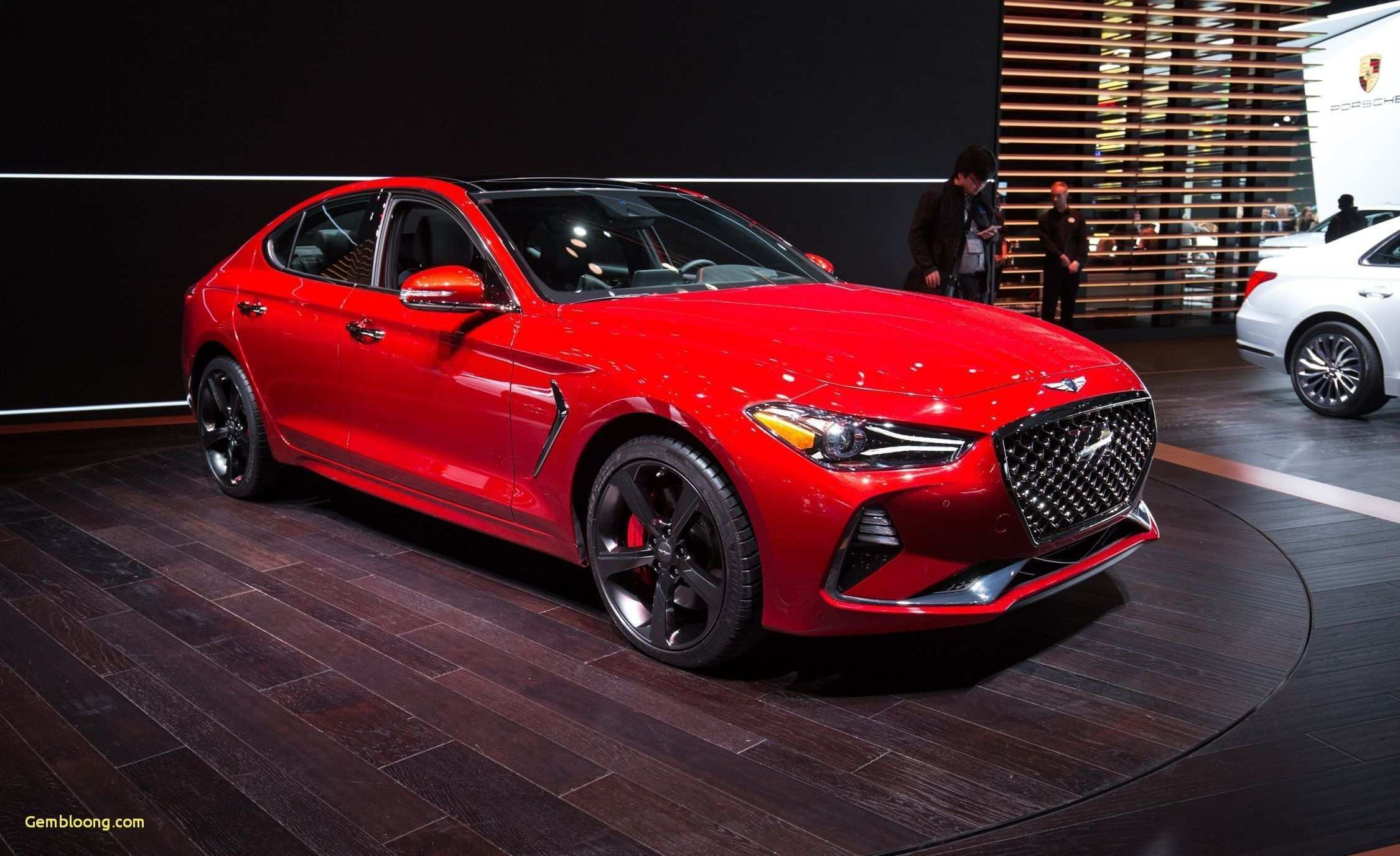 53 All New 2020 Hyundai Genesis Coupe V8 Redesign