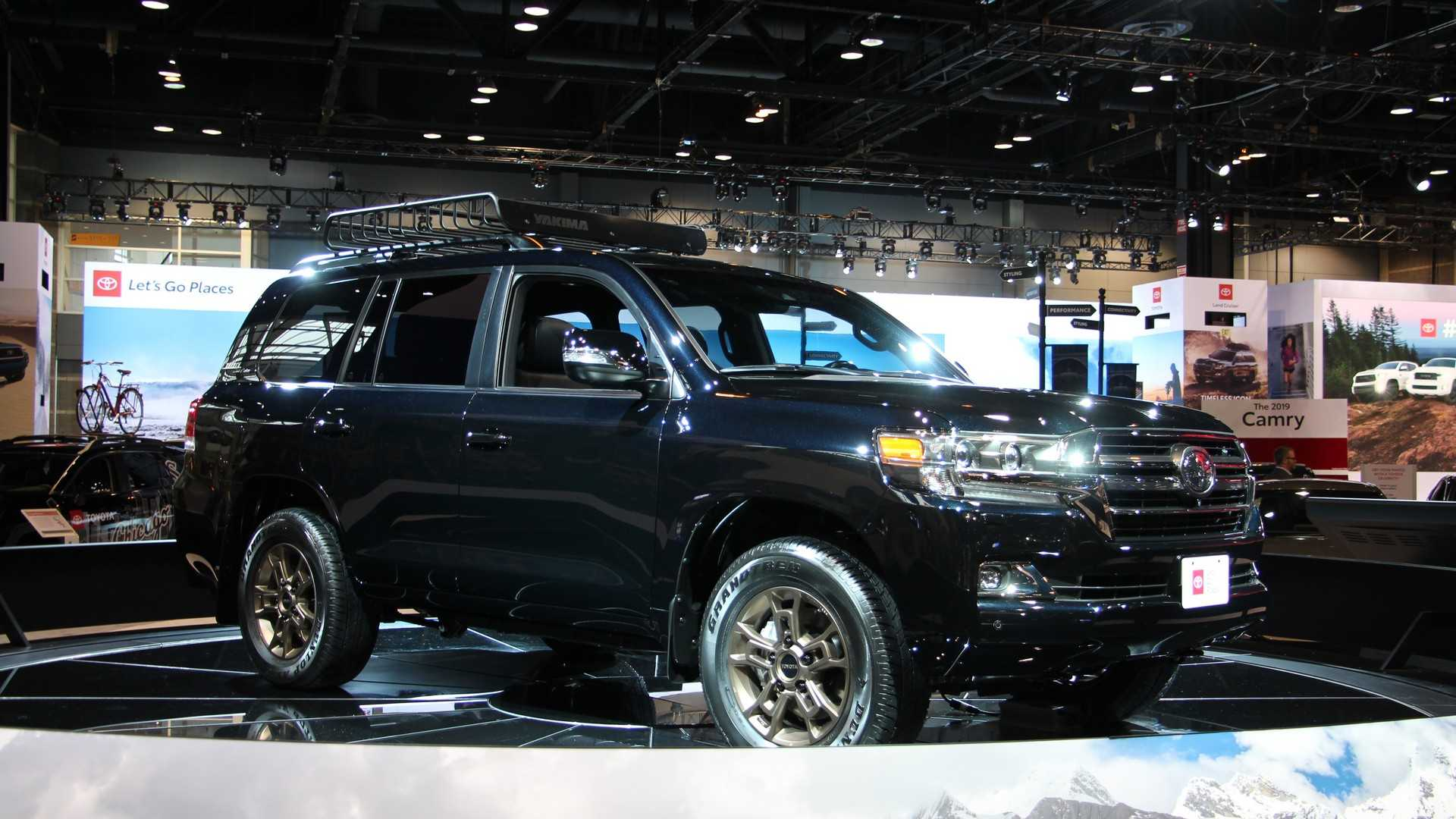 53 All New 2020 Land Cruiser Redesign