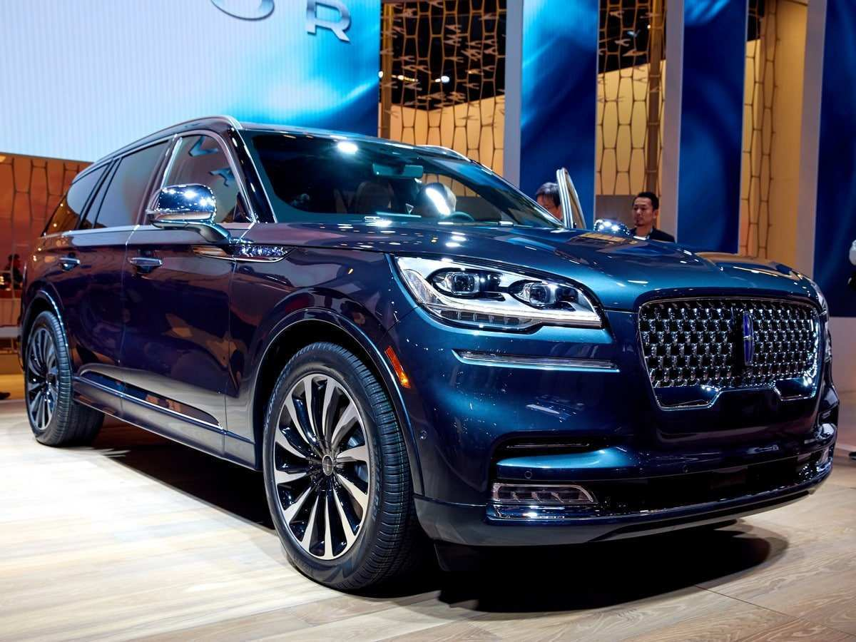 53 All New 2020 Lincoln Navigator Review