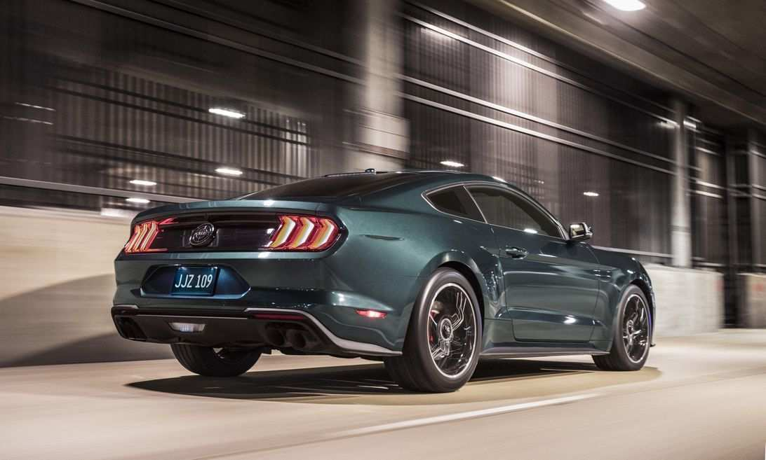 53 All New 2020 Mustang New Model And Performance