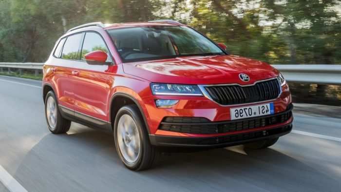 53 All New 2020 Skoda Yeti India Egypt First Drive