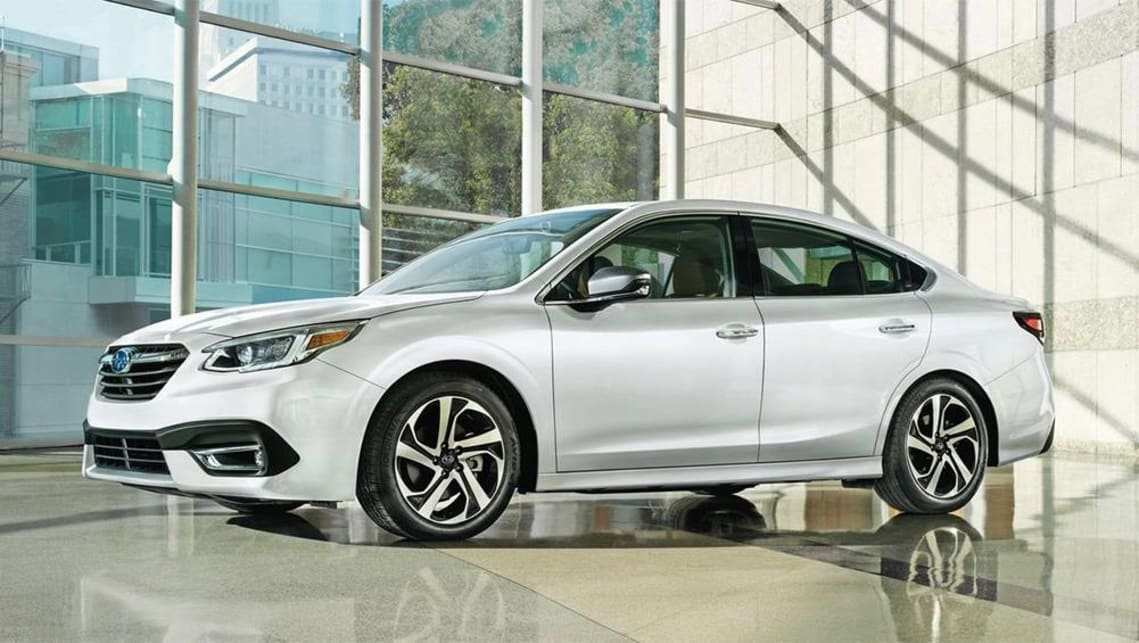 53 All New 2020 Subaru Liberty Photos