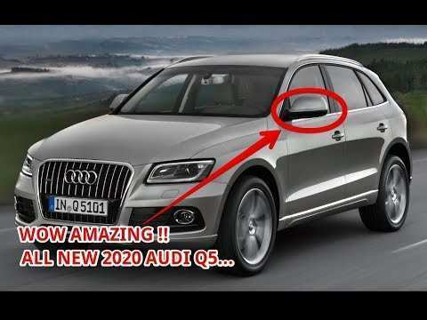 53 All New Audi G5 2020 Spesification