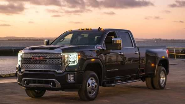 53 All New GMC Hd Sierra 2020 Exterior