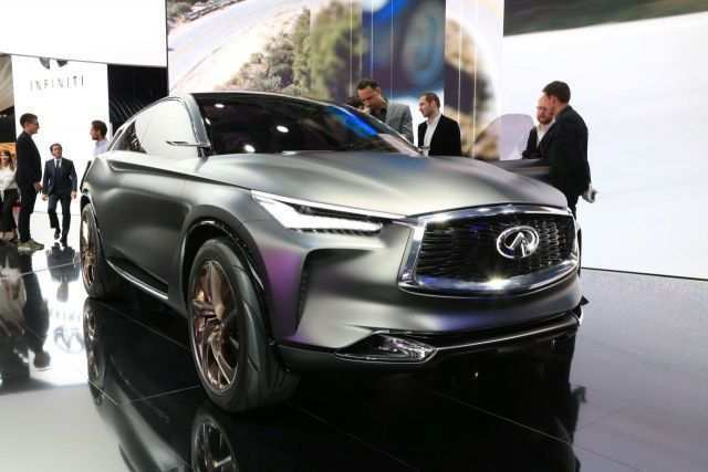 53 All New Infiniti Qx50 2020 Pictures