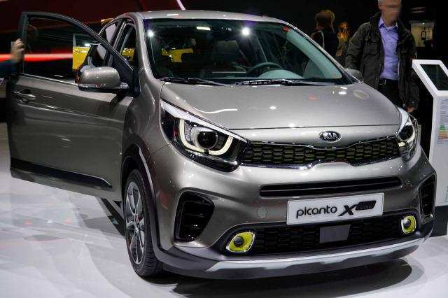 53 All New Kia Picanto 2019 Xline Performance
