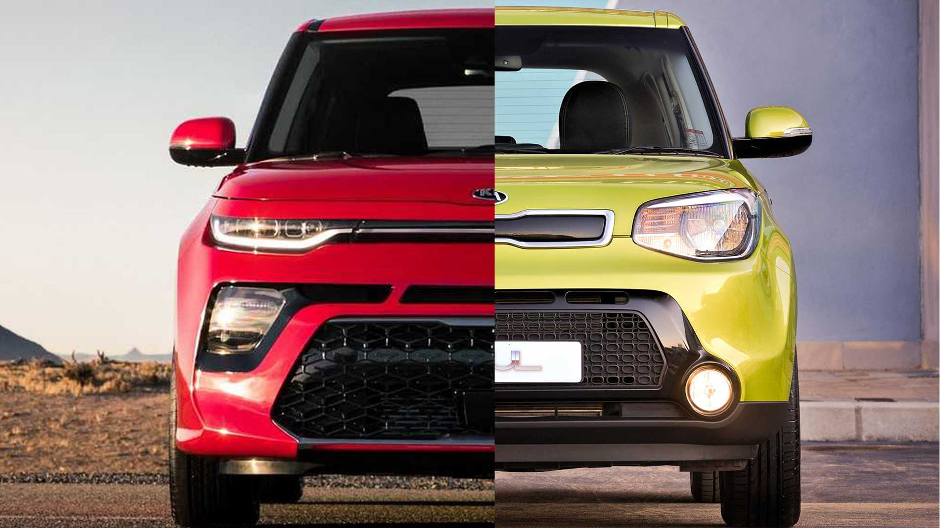 53 All New Kia Soul 2020 Uk Redesign And Review