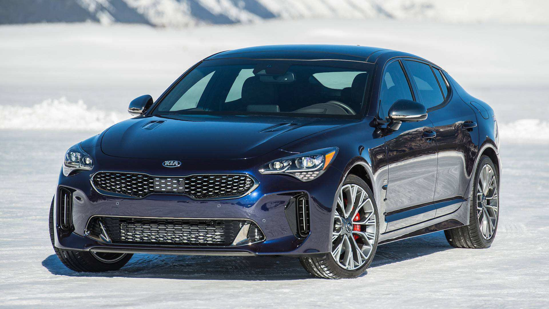 53 All New Kia Stinger 2020 Update Configurations
