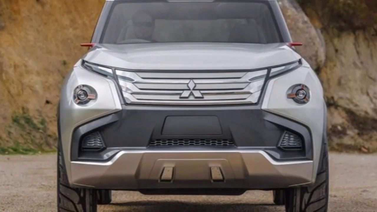 53 All New Mitsubishi Montero Wagon 2020 Speed Test