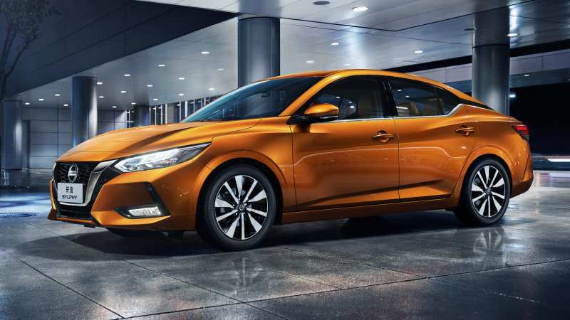 53 All New Nissan Sylphy 2020 New Review