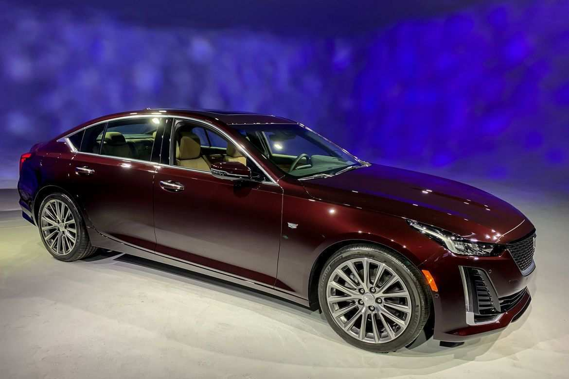 53 All New Photos Of 2020 Cadillac Ct5 Release Date And Concept