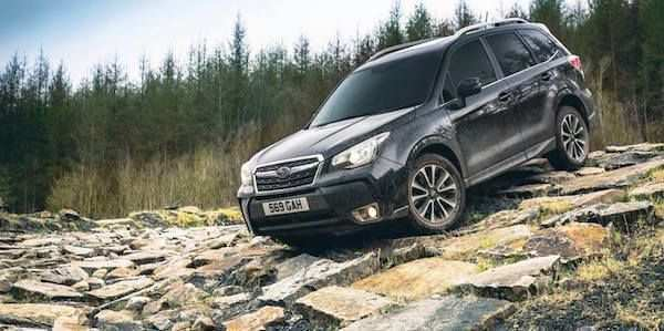53 All New Subaru Forester 2019 News Interior