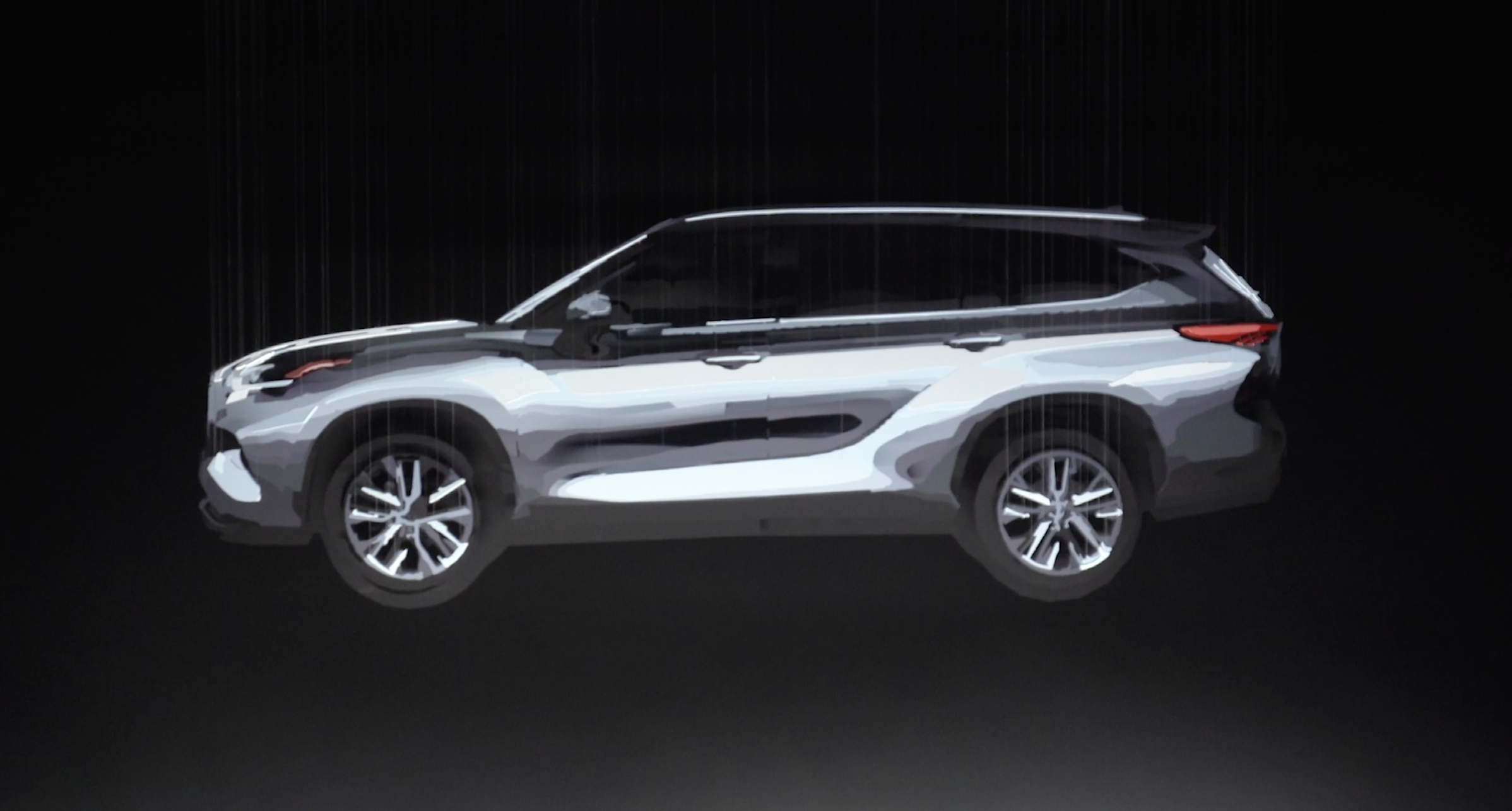 53 All New Toyota Outlander 2020 Engine